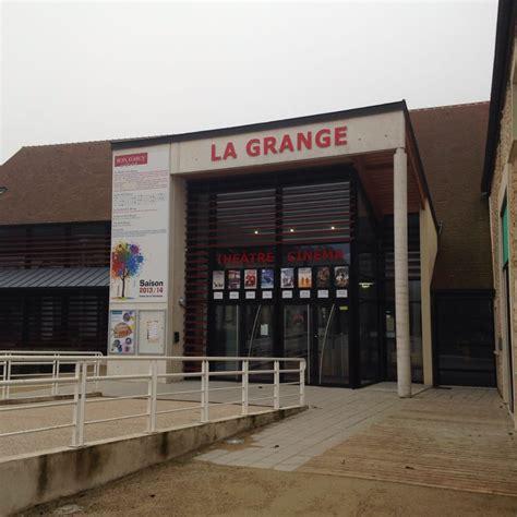 La Grange Bois D Arcy by La Grange De La Tremblaye Performing Arts Rue Du Parc
