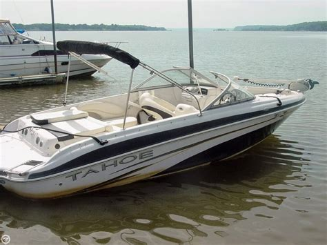 used tahoe boats for sale in va 2008 used tahoe q7i bowrider boat for sale 18 500