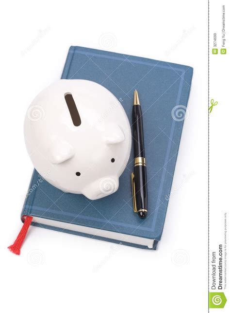 book piggy bank book and piggy bank royalty free stock images image 3274699