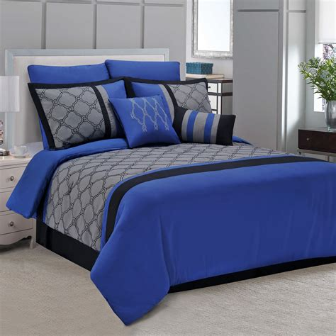 simple luxury maxfield 8 piece comforter set reviews