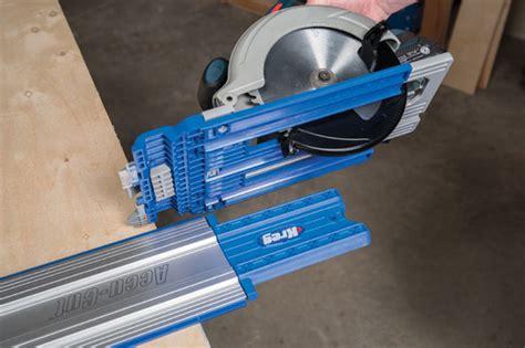kreg accu cut circular saw guide