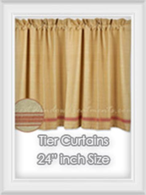 24 length curtains cafe tier curtains bestwindowtreatments com
