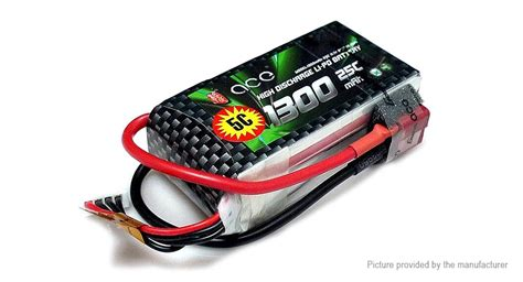 Gens Ace 1300mah 111v 25c 3sip Lipo Battery Pack gens ace 148v 4s 2600mah 25c lipo battery for rc airplane helicopter boat