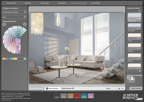 haus einrichten programm kostenloser interaktiver farbdesigner sch 214 ner wohnen