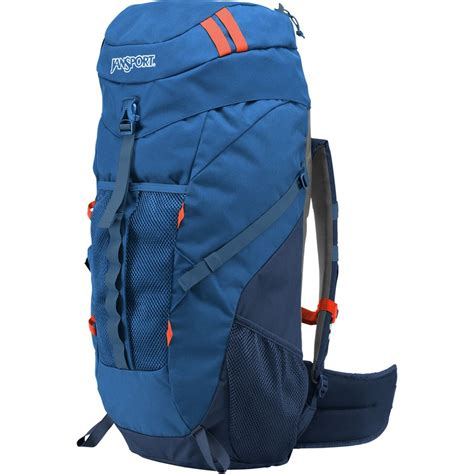Navy Club Hiking Backpack 9087 50l jansport katahdin 50l backpack backcountry