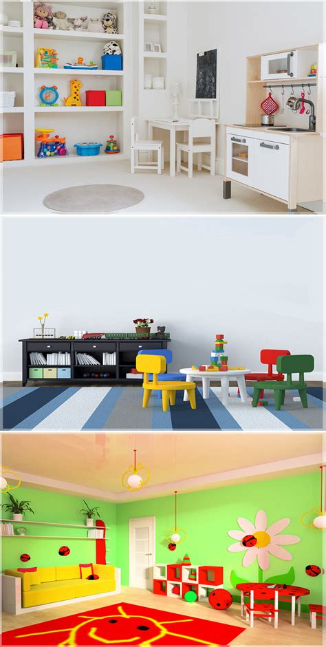 desain jas anak desain interior ruang bermain anak di rumah