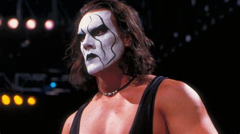 wrestler sting w gis blonde hair 5 reasons sting was wcw s biggest legend slide 2 of 5