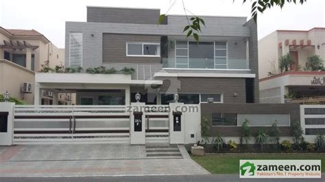 South Indian House Front Elevation Designs phase 5 1 kanal brand new ultra modern bungalow out