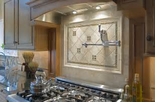 Kitchen Backsplash Accent Tile by Spice Up Your Kitchen Tile Backsplash Ideas