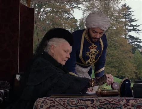 film queen and abdul watch victoria and abdul trailer judi dench ali