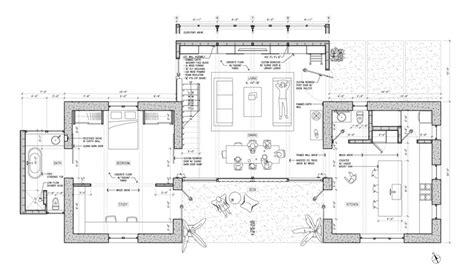 mountain view floor plans mountain view residence atelier hsu archdaily