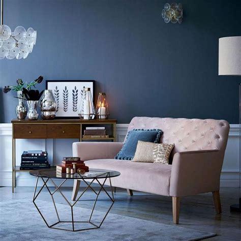 Blue Living Room Black Furniture Living Room Black Furniture Blue Walls Centerfieldbar