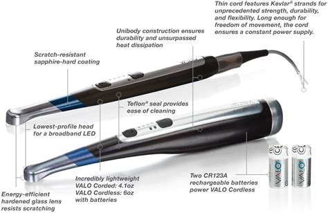 valo grand curing light the valo story ultradent products inc