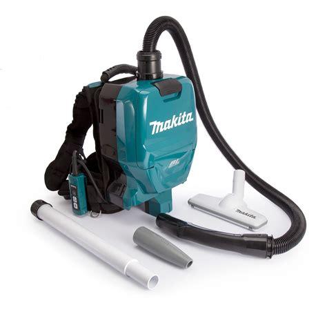 Vacuum Cleaner Battery makita dvc260z cordless backpack vacuum cleaner 2 x 18v