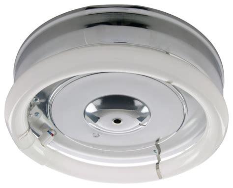 Circline Light Fixtures 12 Quot Fluorescent Circline Fixture Chrome 1 Circline Bulb Transitional Lighting By Bulb Center