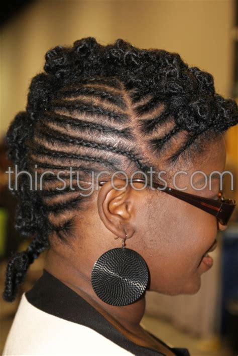 french braid mohawk styles for blacks french braids hairstyles for black girls mohawk black
