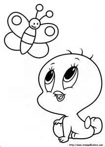 disegni baby looney tunes