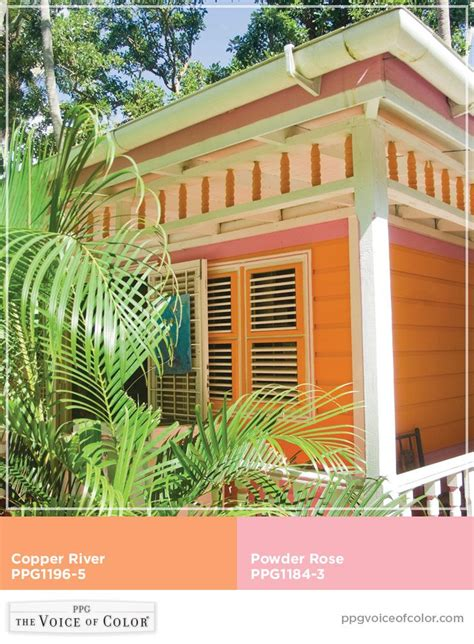 how to warm your home with tropical colors freshome com 21 best exterior paint colors images on pinterest