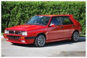 Lancia Integrale Hf There S A 1989 Lancia Delta Hf Integrale For Sale In The
