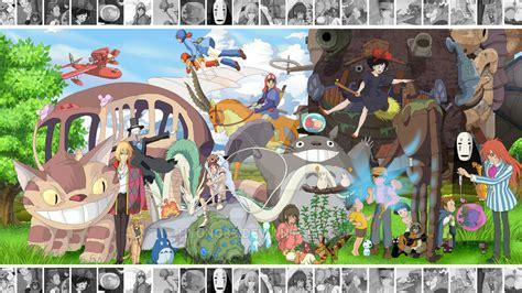 film edition ghibli the art of ghibli wallpaper edition by hyung86 on deviantart