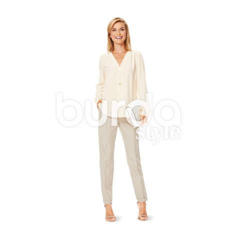Blouse N patron burda blouse burda n 176 6632 patron de couture ma
