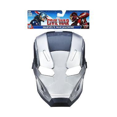Setelan Anak Civil War jual hasbro marvel captain america civil war marvel s war machine mask b6743 mainan anak