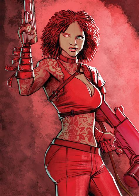 rose tattoo comics character comic vine