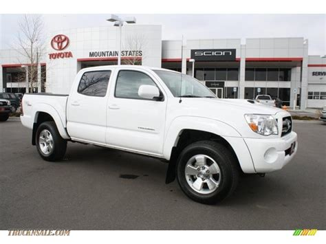 2008 Toyota Tacoma For Sale 2008 Toyota Tacoma V6 Trd Sport Cab 4x4 In