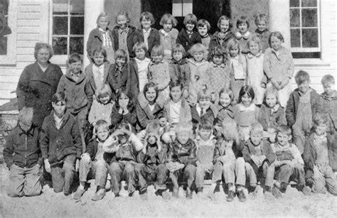 Myrtle Court Records Florida Memory Freeport Schoolchildren From 1938 1940 Freeport Florida
