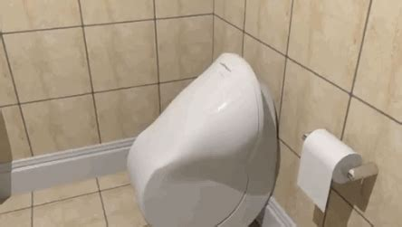 who invented bathrooms folding toilet business insider