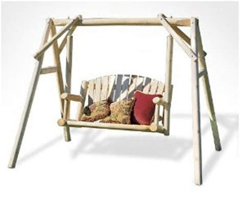 log swing set plans outdoor yard swings plans home designs project