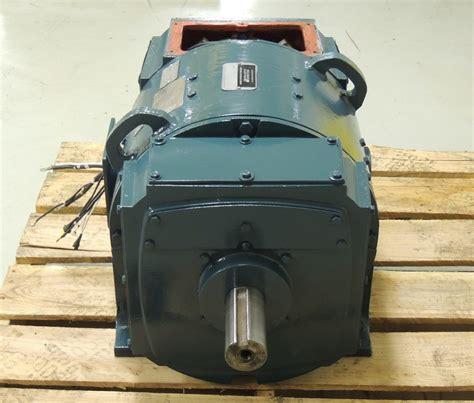 dc motor rebuild rebuilt ge kinamatic dc motor cd365at 30 h p 1150 1600