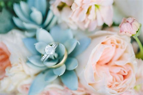 rings with flowers engagement rings and flowers 15