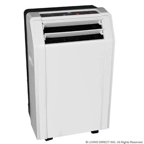 Whynter 14,000 BTU Dual Hose Portable Air Conditioner with 3M Antimicrobial Filter (ARC 143MX