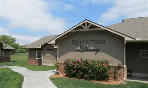 reflection living in wichita kansas reviews and