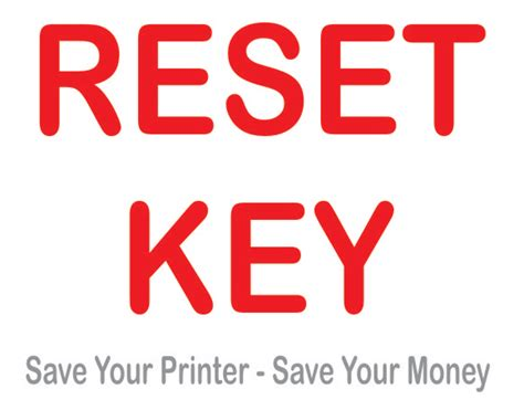 Reset L550 Resetter Waste Ink Pad Counter | resetting epson l550 waste ink pad counter printer reset