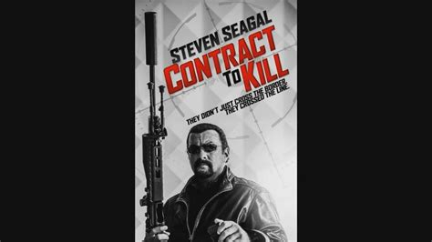 Contract Kill 2016 Film Contract To Kill Official Trailer 2016 Youtube
