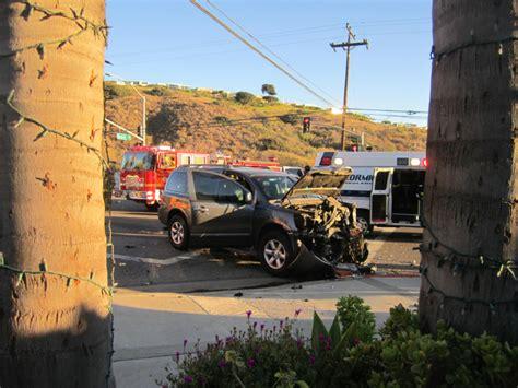 Pch Malibu Accident - pch reopens following injury crash in malibu malibu ca patch
