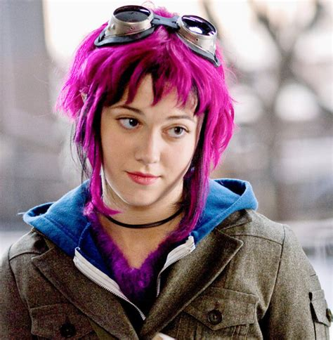 Ramona Flowers in 'Scott Pilgrim vs. the World'   The Most