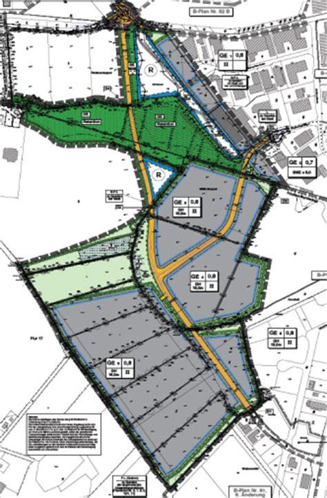 M Bel Kaltenkirchen 4591 by Erschlie 223 Ung B Plan Nr 74 Gewerbegebiet Hochmoor Stadt