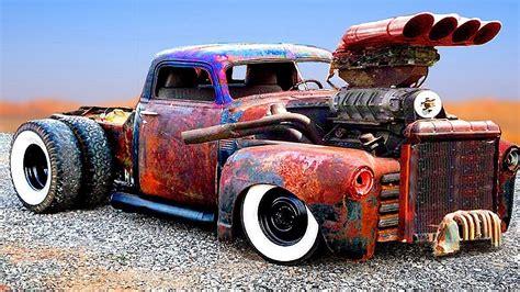 craziest and powerful cars trucks detroit diesel