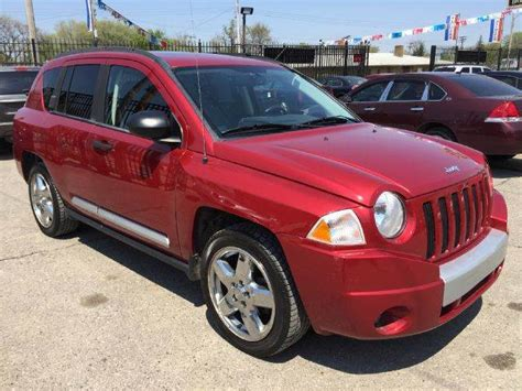 Used Jeeps For Sale In Michigan Used Jeep Compass For Sale Detroit Mi Cargurus