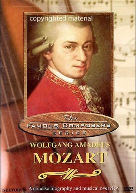 mozart biography dvd famous composers wolfgang amadeus mozart dvd dvd empire