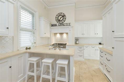 imagenes de cocinas minimalistas blancas cocina blanca 42 dise 241 os de cocinas que te encantar 225 n