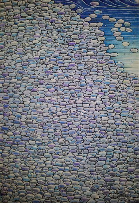 Les Petits Galets by Galerie Les Petits Galets Sur La Plage Artwindow