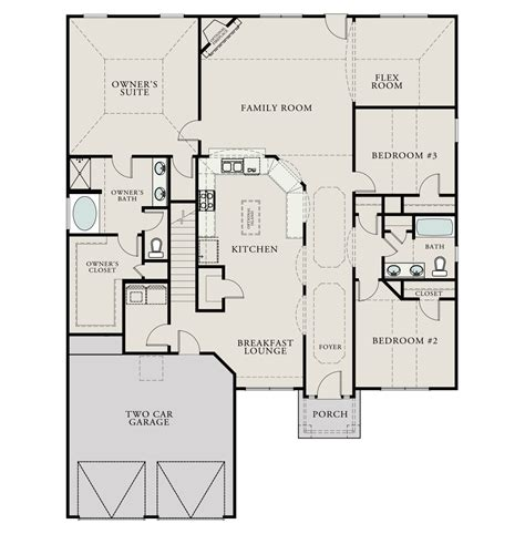 crown communities floor plans new homes in nobleton