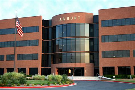 Jb Hunt Corporate Office by J B Hunt Corporate Is Locate J B Hunt Office Photo