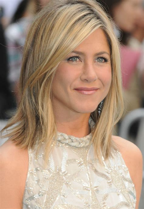 medium haircuts aniston 25 medium length hairstyles you ll want to copy now