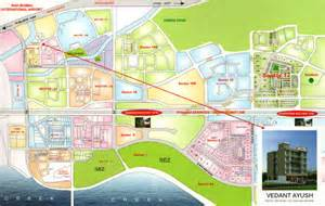cidco layout plan ulwe overview vedant ayush hari om developers at ulwe navi