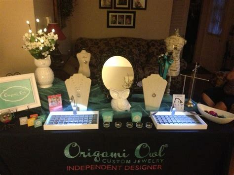 Origami Owl Jewelry Bar Display - 17 best images about origami owl booth on